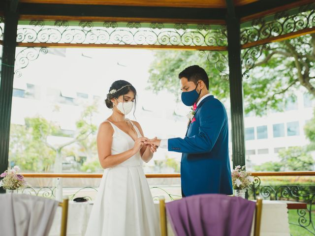 El matrimonio de Daniel y Denisse en San Isidro, Lima 19