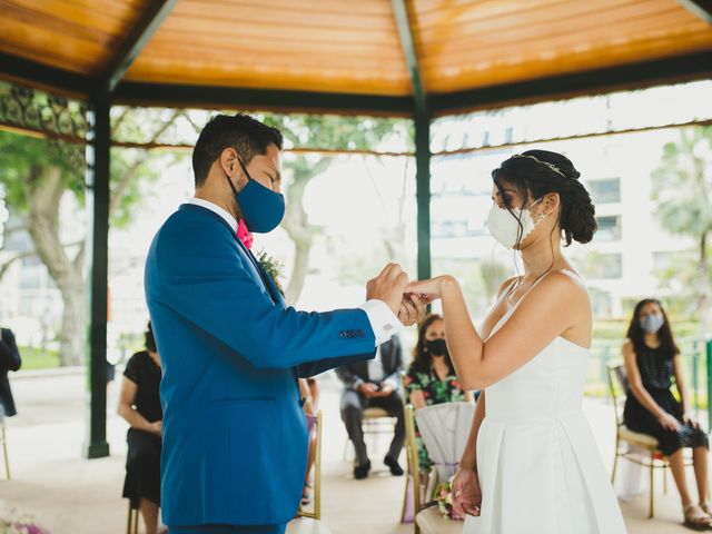 El matrimonio de Daniel y Denisse en San Isidro, Lima 20