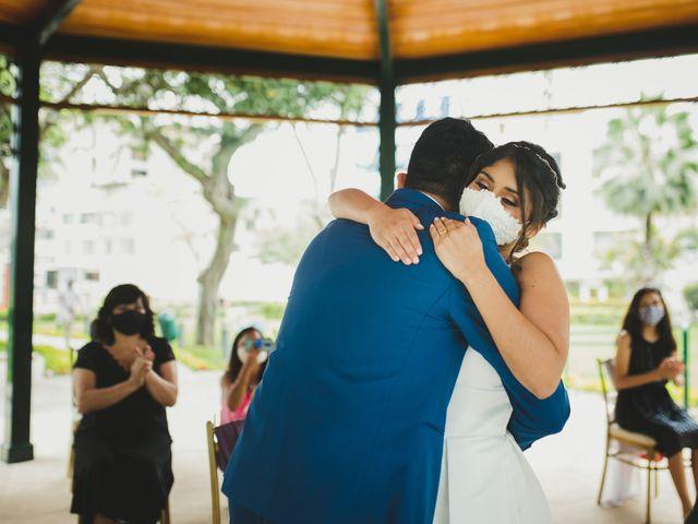 El matrimonio de Daniel y Denisse en San Isidro, Lima 21