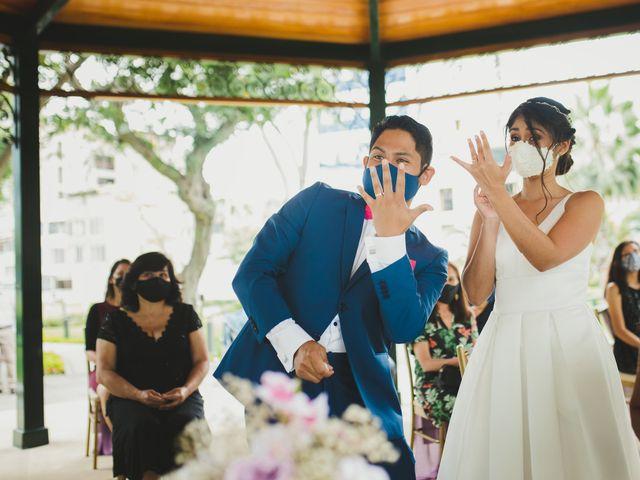 El matrimonio de Daniel y Denisse en San Isidro, Lima 22