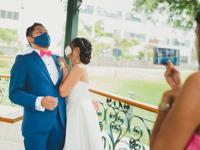 El matrimonio de Daniel y Denisse en San Isidro, Lima 24