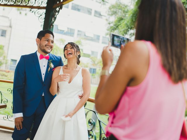 El matrimonio de Daniel y Denisse en San Isidro, Lima 25
