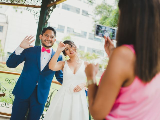 El matrimonio de Daniel y Denisse en San Isidro, Lima 26