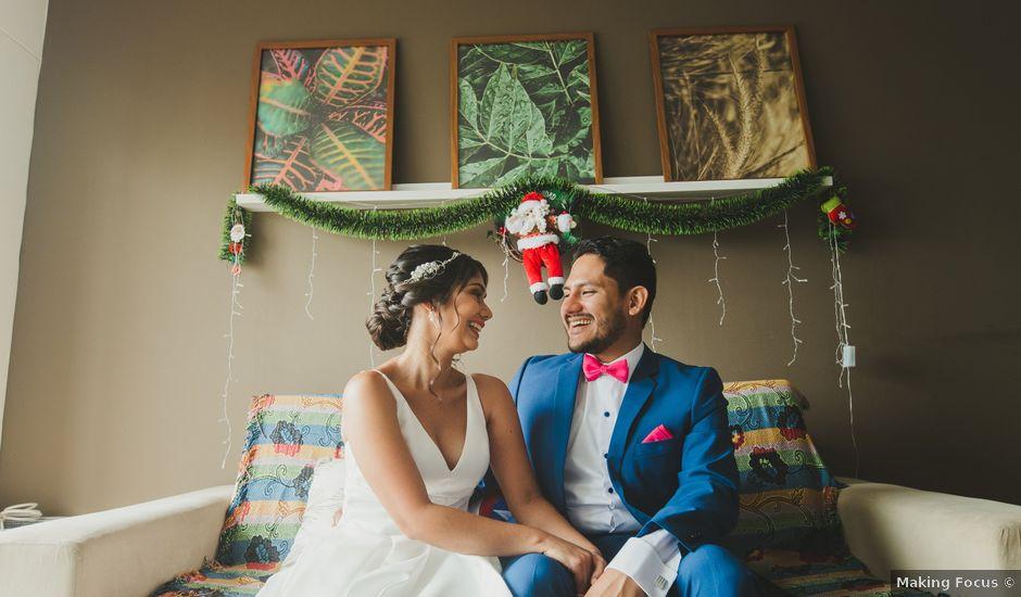 El matrimonio de Daniel y Denisse en San Isidro, Lima