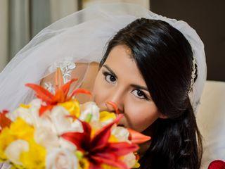 El matrimonio de Fiorella y Stivie 3