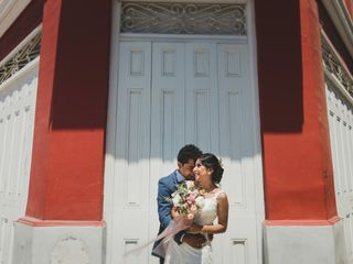 El matrimonio de Angie y Joel 3
