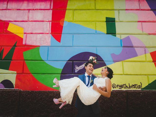 El matrimonio de Joel y Angie en San Miguel, Lima 8