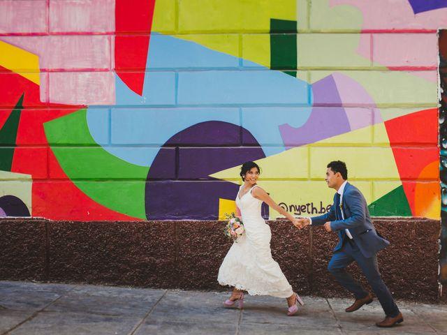 El matrimonio de Angie y Joel