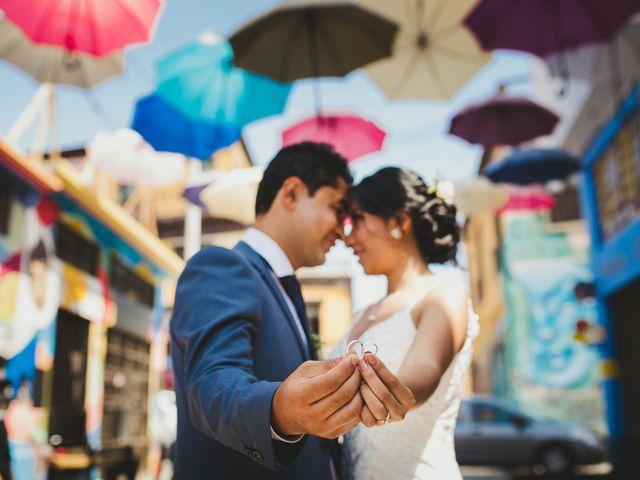 El matrimonio de Joel y Angie en San Miguel, Lima 9