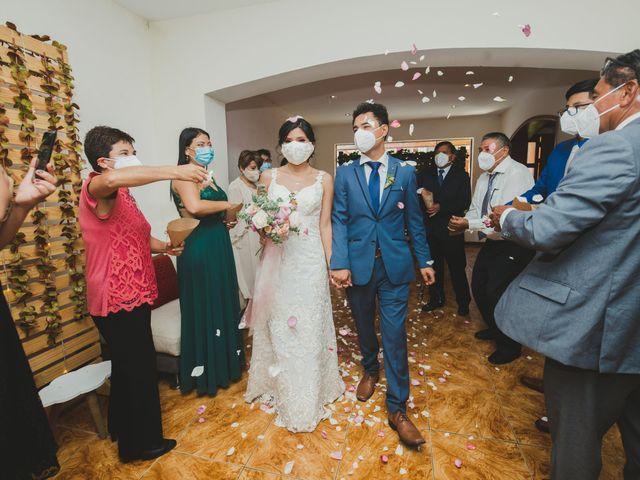 El matrimonio de Joel y Angie en San Miguel, Lima 12