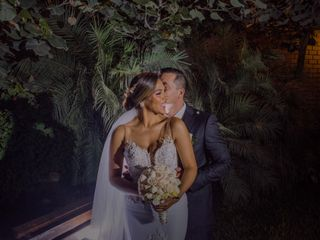 El matrimonio de Marycruz y Daniel