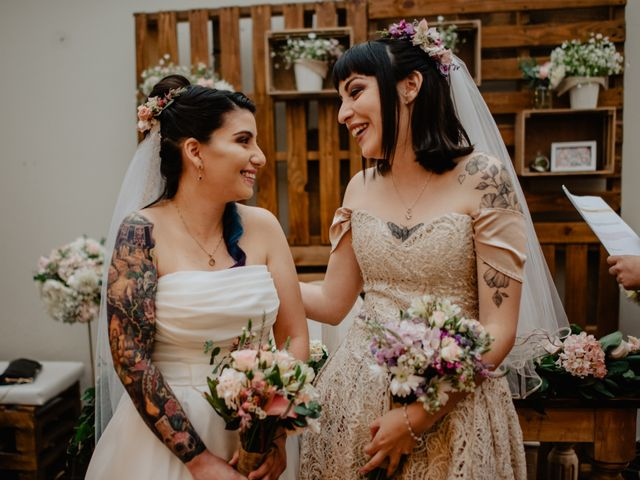 El matrimonio de Dani y Nuria
