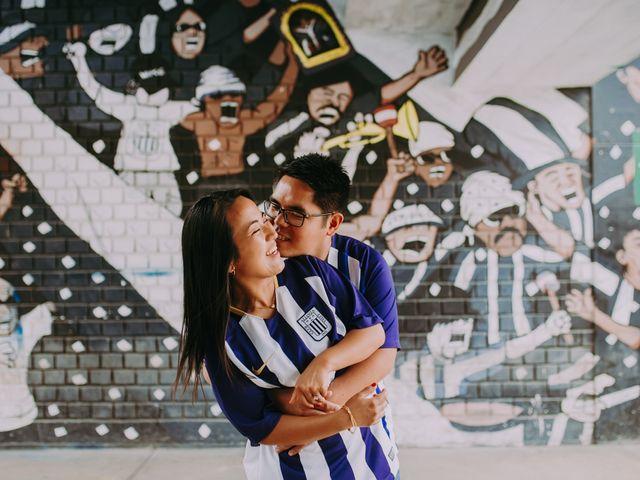 El matrimonio de David y Mariella en Lima, Lima 5