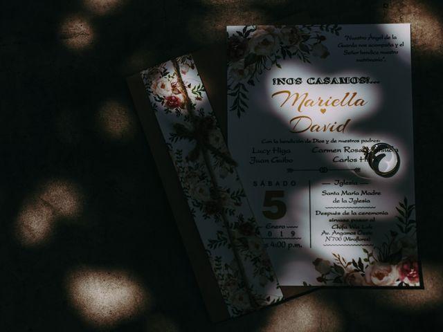 El matrimonio de David y Mariella en Lima, Lima 8