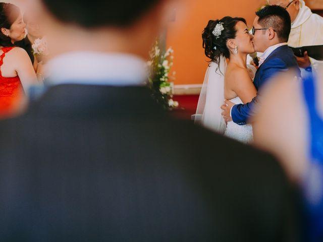 El matrimonio de David y Mariella en Lima, Lima 33