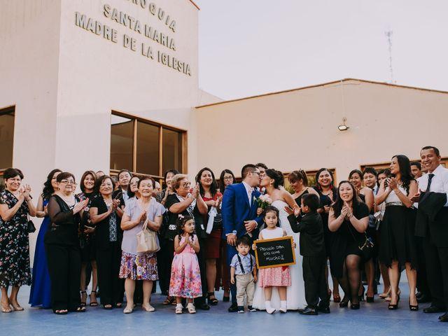 El matrimonio de David y Mariella en Lima, Lima 40