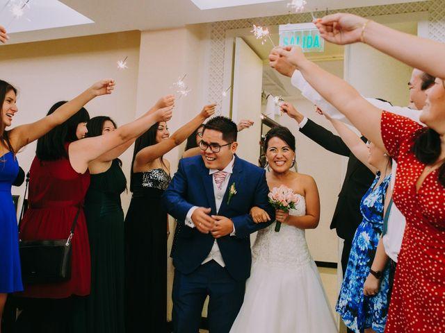 El matrimonio de David y Mariella en Lima, Lima 45