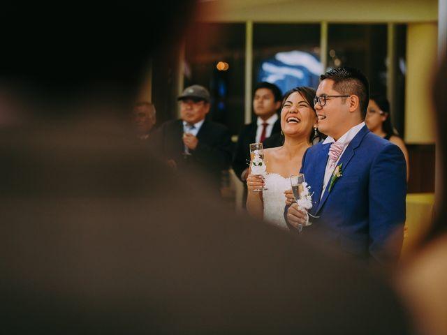 El matrimonio de David y Mariella en Lima, Lima 50