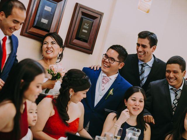 El matrimonio de David y Mariella en Lima, Lima 54