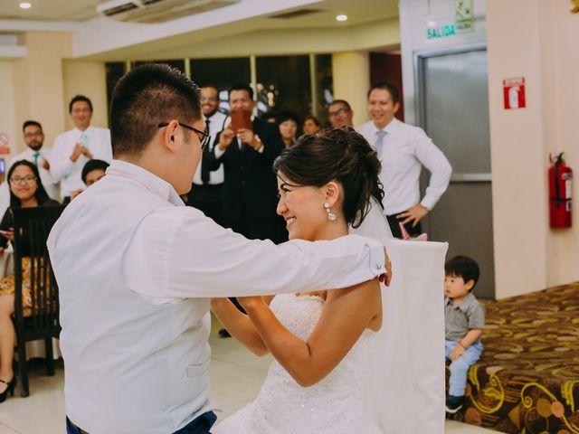El matrimonio de David y Mariella en Lima, Lima 56