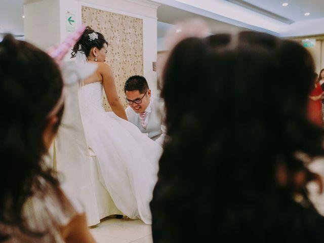 El matrimonio de David y Mariella en Lima, Lima 57