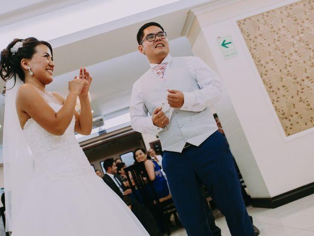 El matrimonio de David y Mariella en Lima, Lima 59