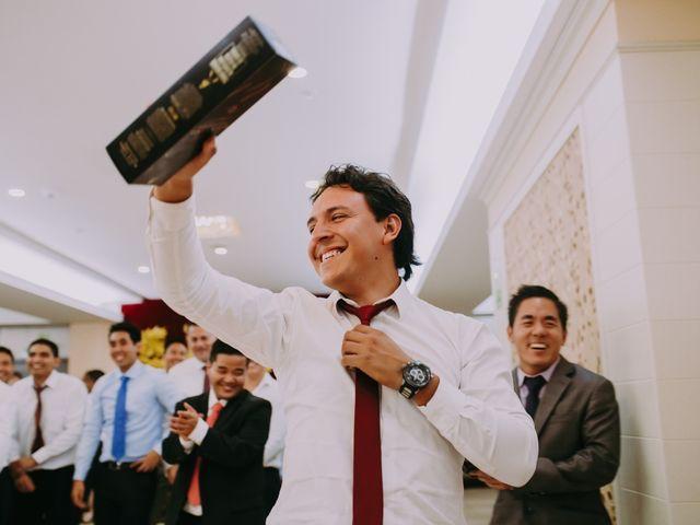 El matrimonio de David y Mariella en Lima, Lima 67