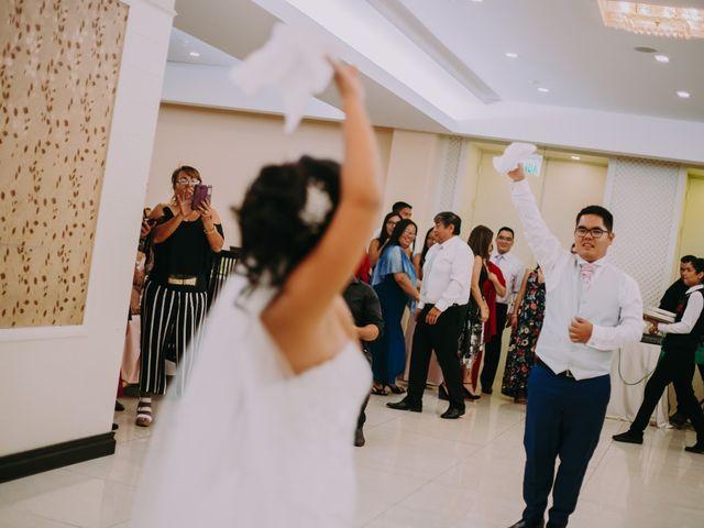 El matrimonio de David y Mariella en Lima, Lima 69