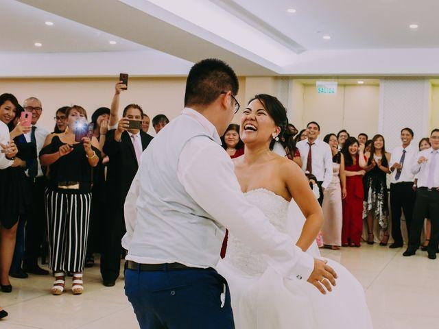 El matrimonio de David y Mariella en Lima, Lima 75