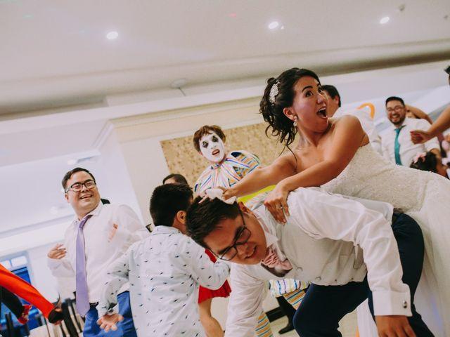 El matrimonio de David y Mariella en Lima, Lima 88