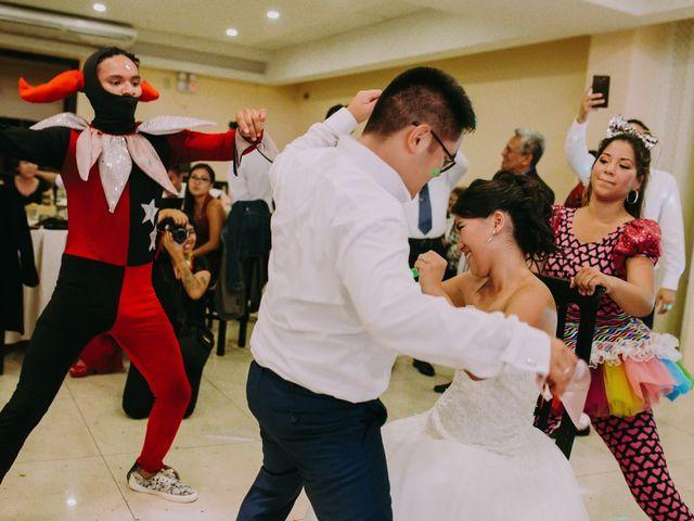 El matrimonio de David y Mariella en Lima, Lima 89