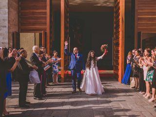 El matrimonio de Carla y Raúl 1