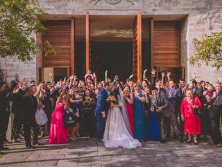 El matrimonio de Carla y Raúl 2