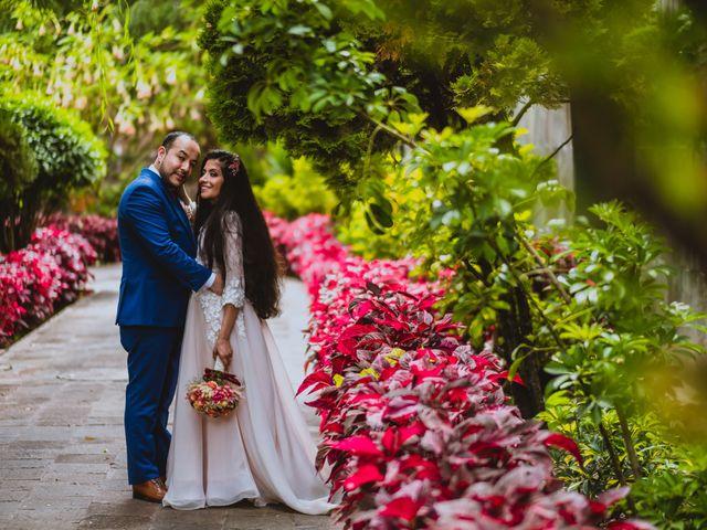 El matrimonio de Carla y Raúl