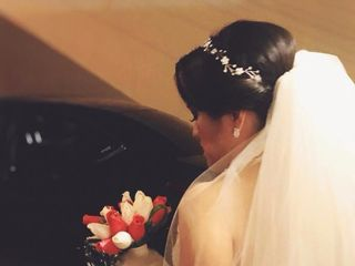 El matrimonio de Leslie y Paul 1