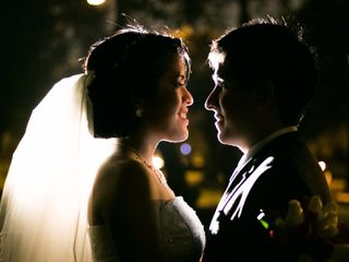 El matrimonio de Leslie y Paul 2