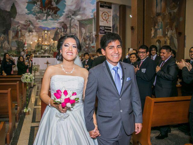 El matrimonio de Leslie y Paul