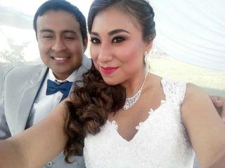 El matrimonio de Lorena y Miguel 1