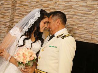 El matrimonio de Geraldine  y Luis  2