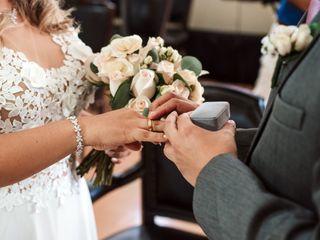 El matrimonio de Humberto y Lizet 1