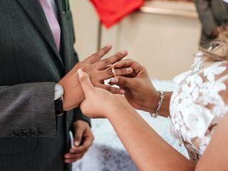 El matrimonio de Humberto y Lizet 3