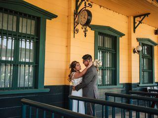El matrimonio de Humberto y Lizet