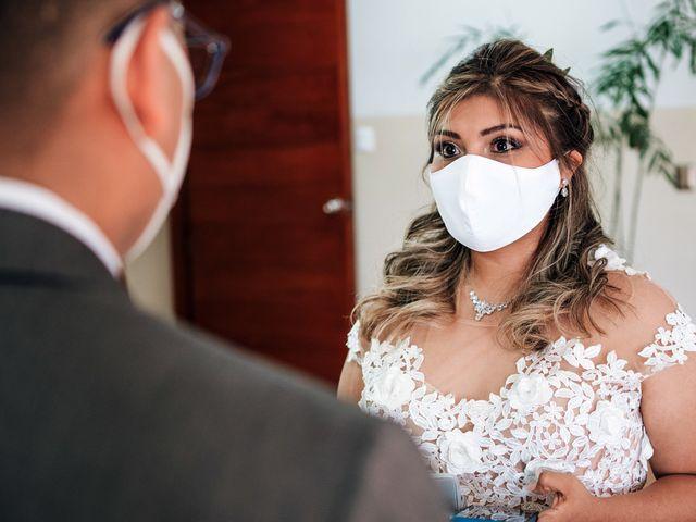El matrimonio de Lizet y Humberto en Santiago de Surco, Lima 4