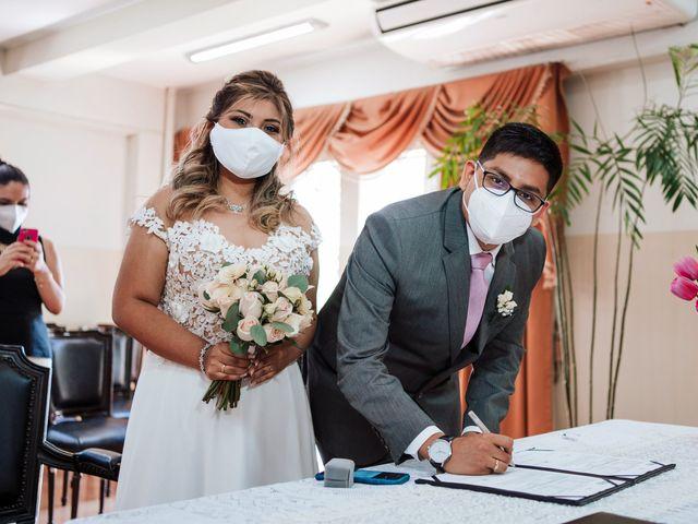 El matrimonio de Lizet y Humberto en Santiago de Surco, Lima 6