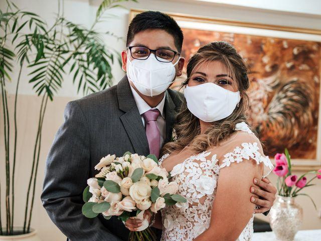 El matrimonio de Lizet y Humberto en Santiago de Surco, Lima 7