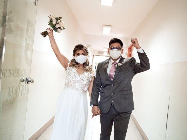 El matrimonio de Lizet y Humberto en Santiago de Surco, Lima 9