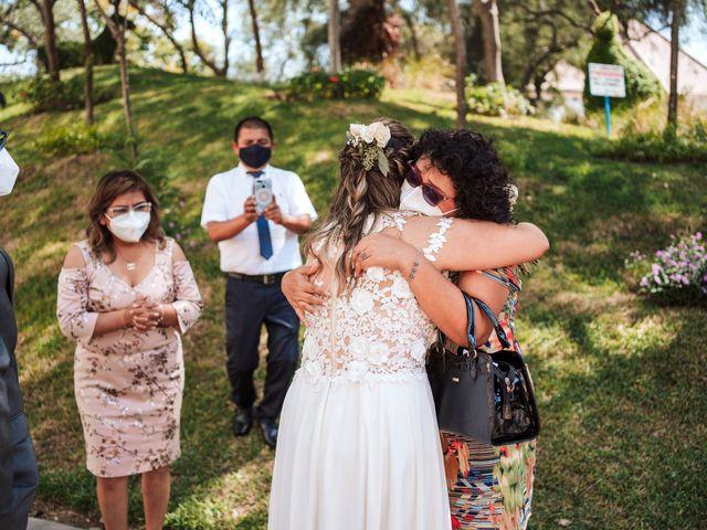 El matrimonio de Lizet y Humberto en Santiago de Surco, Lima 10
