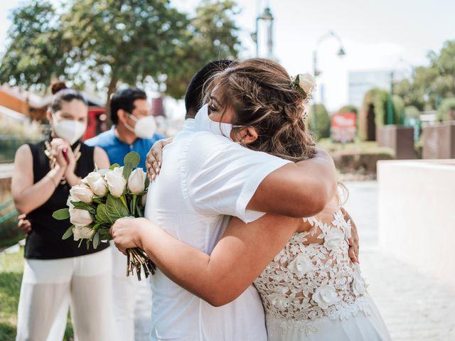 El matrimonio de Lizet y Humberto en Santiago de Surco, Lima 11