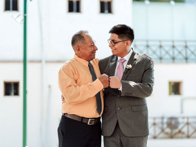 El matrimonio de Lizet y Humberto en Santiago de Surco, Lima 15