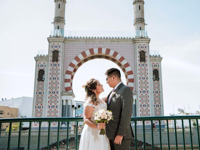 El matrimonio de Lizet y Humberto en Santiago de Surco, Lima 16